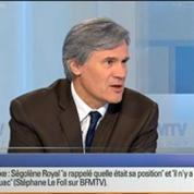 Stéphane Le Foll: l'invité de Ruth Elkrief