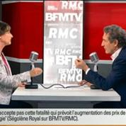 Bourdin Direct: Ségolène Royal