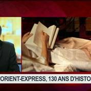 L'Orient-Express, 130 ans d'histoire, dans Goûts de luxe Paris – 2/8