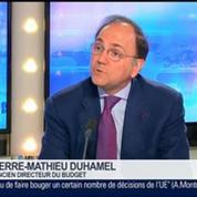 """Remaniement à Bercy: """"On a pris comme référence le modèle allemand"""", Pierre-Mathieu Duhamel, dans GMB –"""