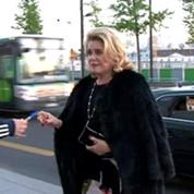 Dans la cour: Catherine Deneuve fait son retour sur grand écran