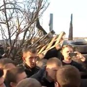 Ukraine: Kramatorsk, prêt à imploser