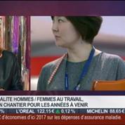 Le Paris de Brigitte Grésy, auteur de La vie en rose, dans Paris est à vous –