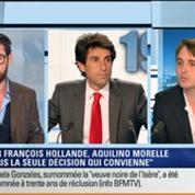 Arnauld Champremier-Triganoet Philippe Moreau-Chevrolet: Le face à face de Thomas Misrachi