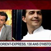 L'Orient-Express, 130 ans d'histoire, dans Goûts de luxe Paris – 4/8