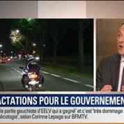 Le Soir BFM: Remaniement: EELV refuse de participer au gouvernement de Manuel Valls 2/3