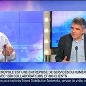 """""""Le Big Data est un sujet de développement pour la France"""", Christian Poyau, dans GMB –"""