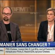 Le Soir BFM: Remaniement: l'absence des Verts au gouvernement va-t-elle fragiliser la majorité de François Hollande ? 5/5