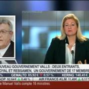 Édition spéciale: Gouvernement Valls: la réaction de Christian Eckert, Rapporteur Général de budget à l'Assemblée Nationale –