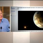 Exoplanète: On a trouvé une cousine à la Terre
