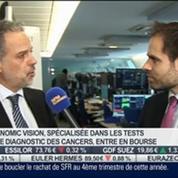 Genomic Vision entre en Bourse, Aaron Bensimon, dans Intégrale Bourse