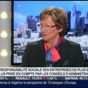 Nicole Notat, Vigeo, dans l'invité de BFM Business –