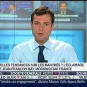 Croissance: l'Europe reste à la traîne par rapport aux États-Unis: Jean-François Bay, dans Intégrale Bourse –