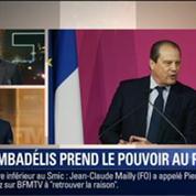 Le Soir BFM: Jean-Christophe Cambadélis officiellement élu premier secrétaire du PS 1/4