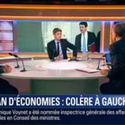 Le Soir BFM: Déficit: Manuel Valls réussira-t-il à économiser 50 milliards d'euros d'ici 2017 ? 3/4