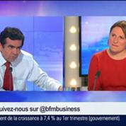 """""""La France reste un pays attractif pour les investisseurs étrangers"""", Valérie Rabault, dans GMB –"""