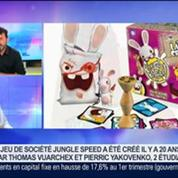 Jungle Speed fête ses 20 ans, Thomas Vuarchex, dans GMB –