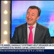 Dassault Systèmes va adopter le statut de société européenne, Bernard Charlès, dans GMB –
