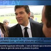 BFMTV Replay: Conflit d'intérêts: Aquilino Morelle démissionne
