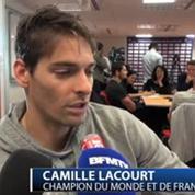 Natation / Championnats de France Lacourt : Laisser ma vie dans le bassin