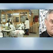 Si on fabriquait tous les uniformes en France, on créerait des milliers d'emplois, dit le patron d'Armor-Lux