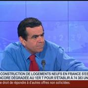 Construction de logements: des chiffres toujours à la baisse, Laurent Vimont, dans GMB –