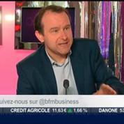 Le Paris d'Emmanuel Davidenkoff, auteur du livre Le tsunami numérique, dans Paris est à vous –