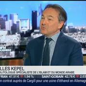 Gilles Kepel, politologue spécialiste de l'Islam et du monde arabe, dans l'invité de BFM Business –