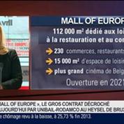 Christophe Cuvillier, président du Directoire d'Unibail–Rodamco, dans Le Grand Journal 1/4