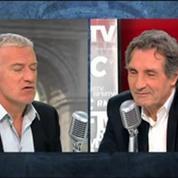 Document BFM TV-RMC Sport / Deschamps et la Marseillaise