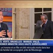 Direct de Gauche: Pour son discours de politique générale, Manuel Valls sera attendu au tournant