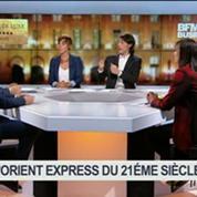 L'Orient-Express du 21ème siècle, une nouvelle histoire, dans Goûts de luxe Paris – 6/8