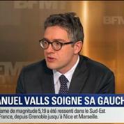 Le Soir BFM: Vote de confiance au gouvernement Valls: le Premier ministre réussira-t-il à séduire les parlementaires ? 2/3