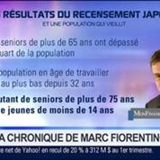 Marc Fiorentino: Recensement japonais: C'est une population qui vieillit