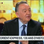 L'Orient-Express, 130 ans d'histoire, dans Goûts de luxe Paris – 3/8