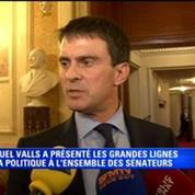 Valls sur le PS :