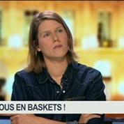 Trouver chaussure à son pied: bien dans ses baskets !, dans Goûts de luxe Paris 6/8