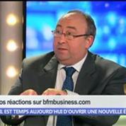 Déroute, déficits : que va dire François Hollande ? , dans Les Décodeurs de l'éco 2/3