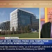 L'Éco du soir: Vente de SFR: Vivendi décide de prendre son temps pour trancher entre Numericable et Bouygues