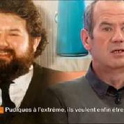 L'impressionnante transformation d'un ancien obèse sur France 2