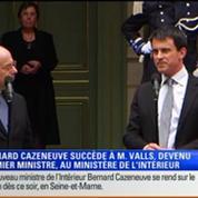 BFM Story Édition spéciale sur l'équipe Valls: Bernard Cazeneuve succède à Manuel Valls au ministère de l'Intérieur 1/7