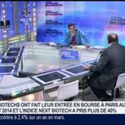 De plus en plus de biotechs françaises s'introduisent en Bourse, Philippe Pouletty, dans GMB –