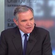Accoyer : «La crise n'est plus européenne, c'est une crise franco-française»