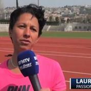 Athlétisme / La préparation au marathon avec Diagana