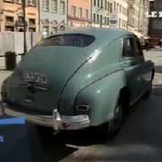 De Gdansk à Rome dans l'ancienne voiture de Jean-Paul II