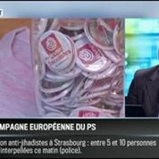 Le parti pris d'Hervé Gattegno : La campagne européenne du PS