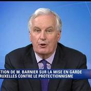Michel Barnier: On peut être patriote et européen