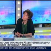 Crowdfunding: vers la mise en place de nouvelles règles, Nicolas Meunier et Isabelle Vendeville dans GMB