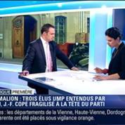 Politique Première : Trois élus UMP seront entendus par la Police Judiciaire sur l'affaire Bygmalion