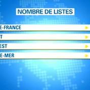 Elections européennes: pourquoi autant de listes?